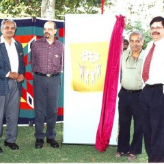 Dr.Vinay barhale,Dr.Barve,Dr.Deshpande & Dr.Vinayak patil(From left to right)