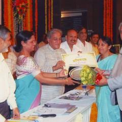 'Best Psychiatrist' in Private Sector in Maharashtra State – 2006.